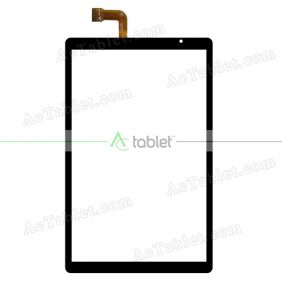 Digitizer Touch Screen Replacement for Teclast P10HD Android 9.0 Octa Core 10.1 Inch Tablet PC