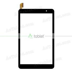 Digitizer Glass Touch Screen Replacement for Teclast P80X Android 9.0 Octa Core 8 Inch Tablet PC