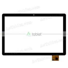 Digitizer Touch Screen Replacement for Teclast T30 MTK Helio P70 Octa Core 10.1 Inch Tablet PC
