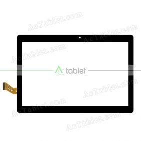 Digitizer Glass Touch Screen Replacement for VANKYO MatrixPad S30 10 inch Octa-Core Tablet PC