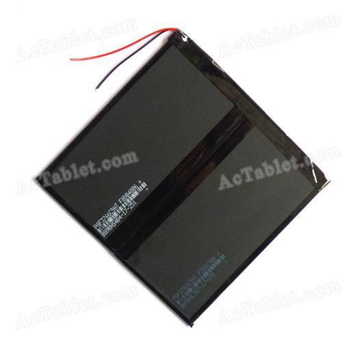 Replacement 8000mah Battery For Polaroid 10 1 Hd Ips Quad Core L10 L10h32 L10h16 Tablet Pc