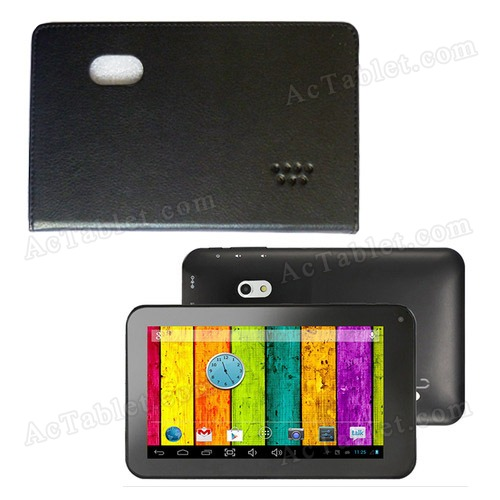 Leather Case Cover Stand for Allwinner A20 7 Inch Android Tablet PC MID