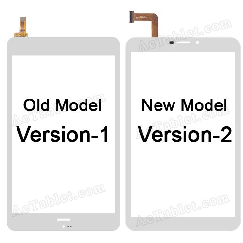 Two Models - Touch Screen for Onda V819 3G