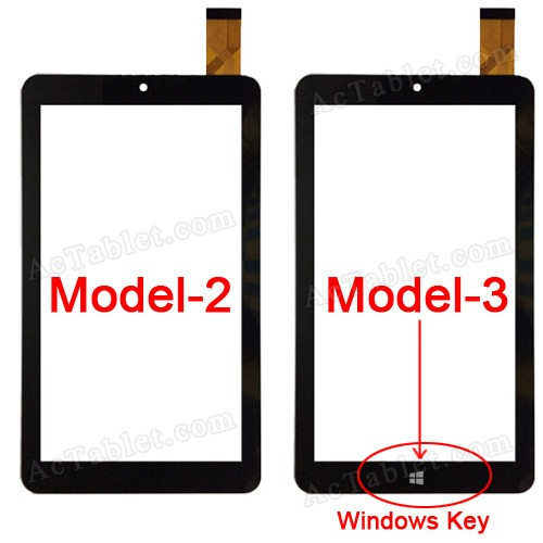 Touch Screen for Mediacom Winpad W700 700 7.0 7 Inch