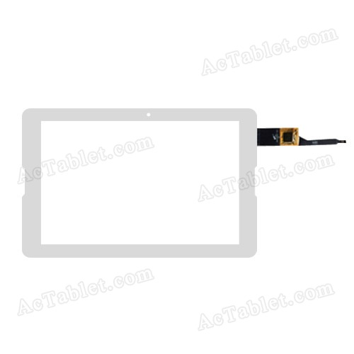 """Black 10.1/"""" Touch Screen Digitizer For Acer Iconia One 10 B3-A20 A5008 Tablet"""