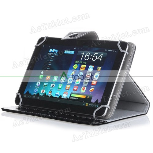 Leather Case Cover Stand for Azpen G1058 10 1 Inch 4G Quad