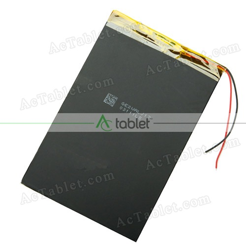 Replacement Battery for Allwinner A64 Quad Core 10 1 Inch