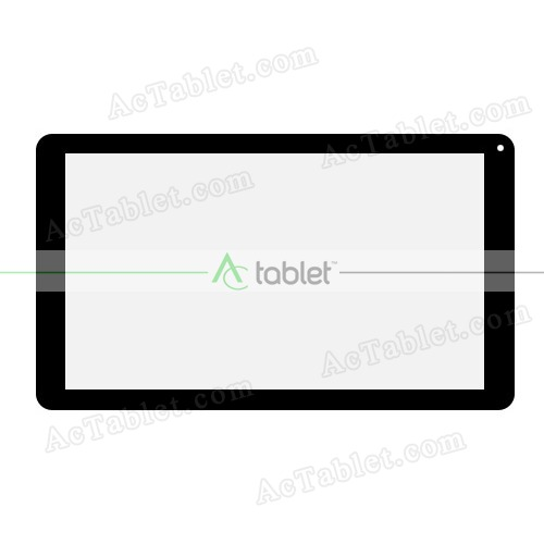 Exceptionnel Touch Screen for Polaroid Q10 Q10BK Quad Core 10.1 Inch Tablet PC EH52