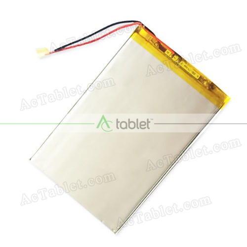 Replacement Battery for iRULU eXpro X1s 10 1 Inch Allwinner A64 Quad